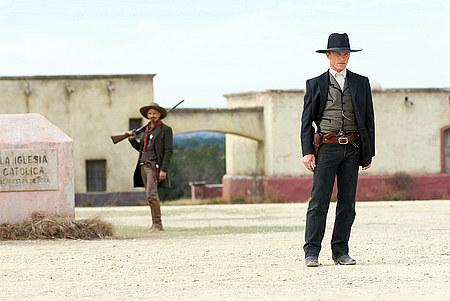 Viggo Mortensen ja Ed Harris