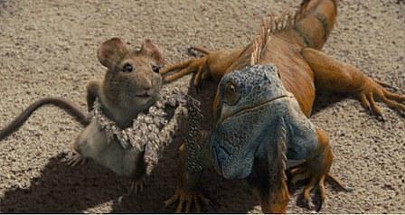 Manuel-rotta ja varaani
