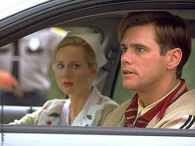 Laura Linney ja Jim Carrey