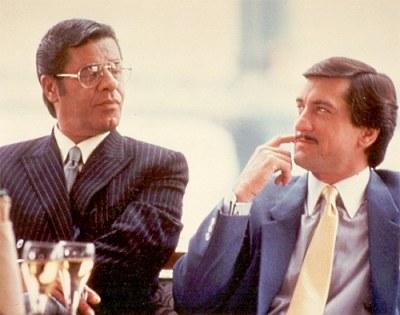 Jerry Lewis ja Robert De Niro