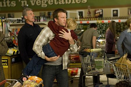 Kauhun hetkiä supermarketissa