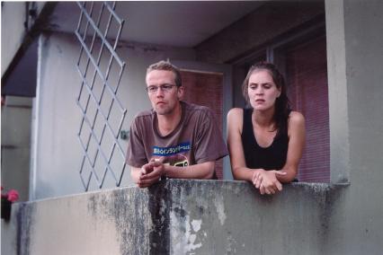 Petteri Summanen ja Tiina Lymi