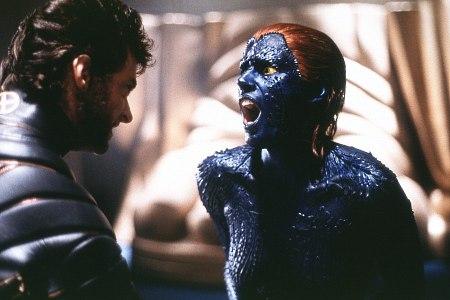 Hugh Jackman ja Rebecca Romijn