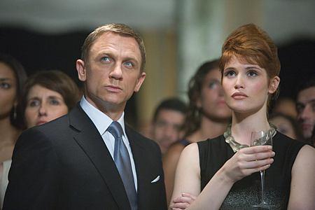 Daniel Craig ja Gemma Arterton