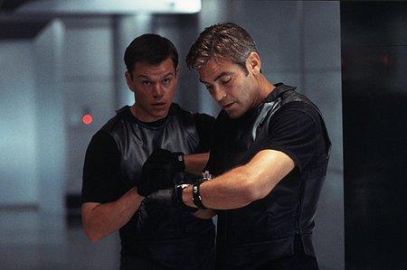 Matt Damon ja George Clooney