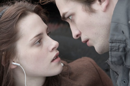 Kristen Stewart ja Robert Pattinson