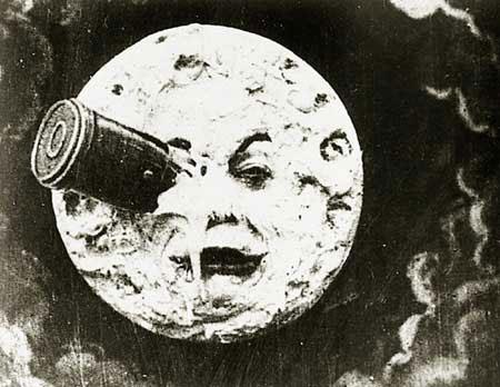 Georges Méliés: Le voyage dans la lune (1902)