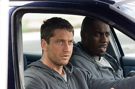 Gerard Butler ja Idris Elba