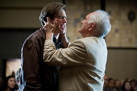 Jim Carrey ja Terence Stamp