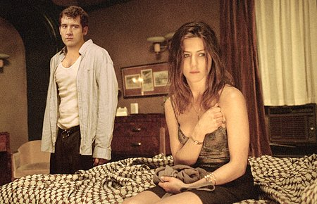 Clive Owen ja Jennifer Aniston