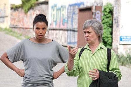 Amira Khalifa ja Marja Packalén