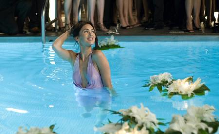 ...ja Megan Fox omassaan