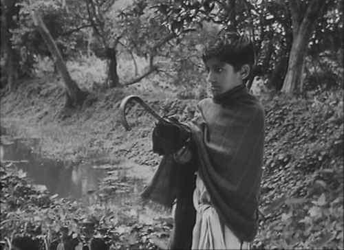 Subir Bannerjee (Pather panchali).