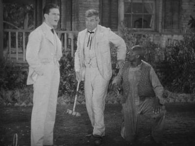 Tom Brown, Will Rogers ja Stepin Fetchit