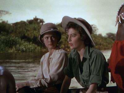Grace Kelly ja Ava Gardner