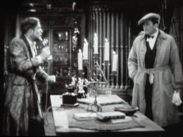 Earle Fox ja Victor McLaglen