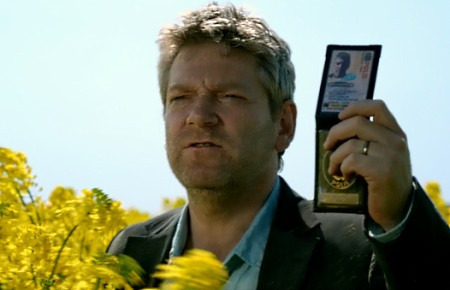 Kenneth Branagh on brittien oma Kurt Wallander