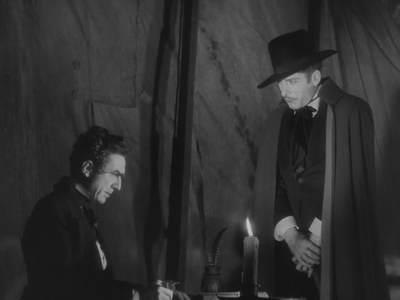 Bela Lugosi ja Leon Ames