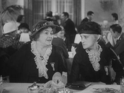 Lucille La Verne, Henrietta Crosman