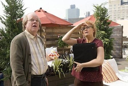 Philip Seymour Hoffman ja Samatha Morton