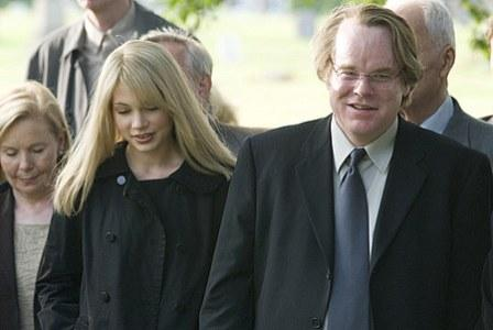Michelle Williams ja Philip Seymour Hoffman
