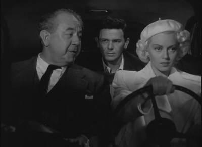 Cecil Kellaway, John Garfield ja Lana Turner