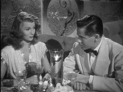 Rita Hayworth ja Glenn Ford