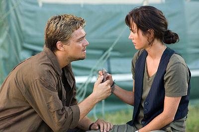 Leonardo DiCaprio ja Jennifer Connelly