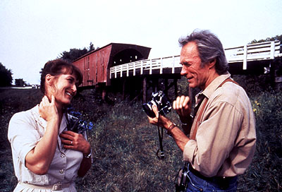 Clint Eastwood ja Meryl Streep