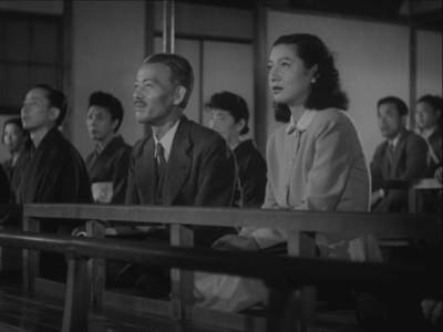 Chishu Ryu ja Setsuko Hara