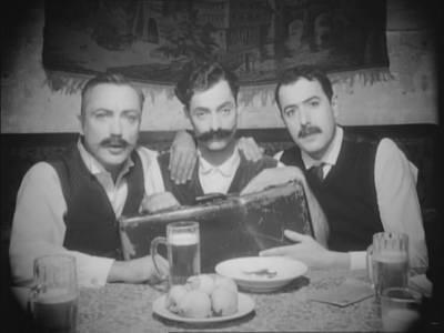 Udo Kier, Christoph Merg ja Otto Kuhnle