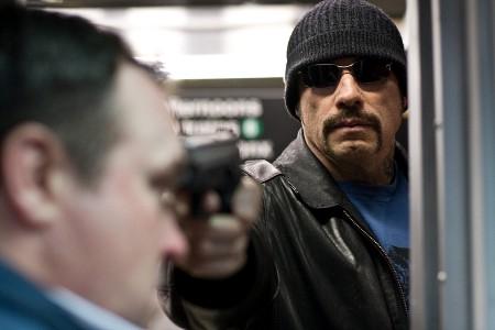John Travolta johtaa kaappaajia