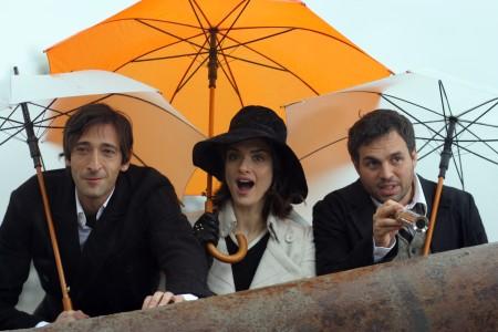 Adrien Brody, Rachel Weisz ja Mark Ruffalo