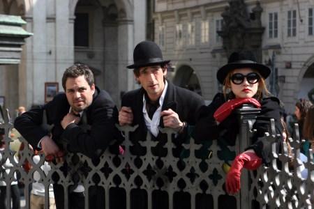 Mark Ruffalo, Adrien Brody ja Rinko Kikuchi