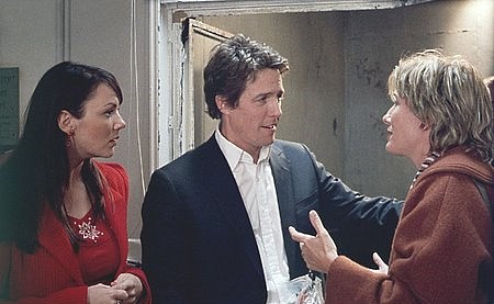 Martine McCutcheon, Hugh Grant ja Emma Thompson