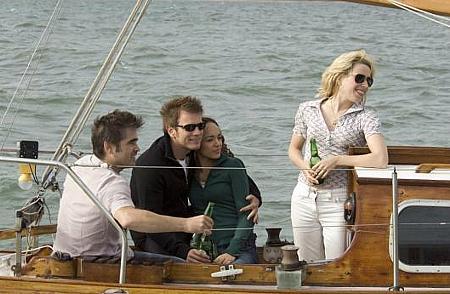 Colin Farrell, Ewan McGregor, Sally Hawkins ja Hayley Atwell.