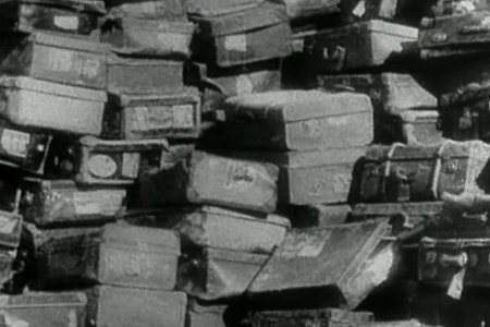 Takavarikoituja matkalaukkuja