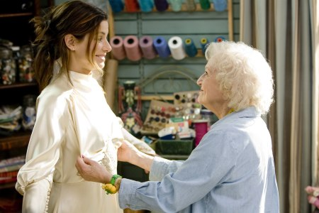Sandra Bullock ja Betty White