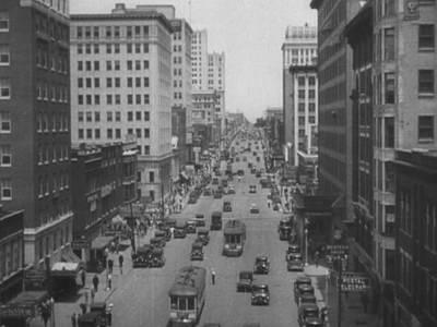 Osage vuonna 1929