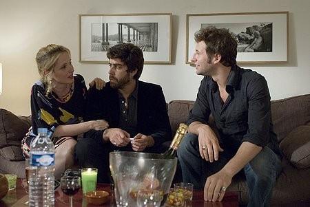 Marion, Jack ja naisen entinen heila