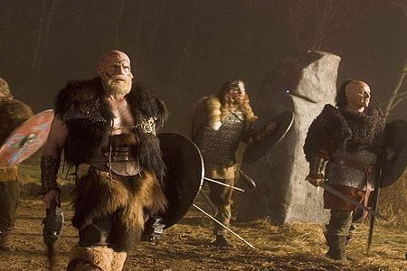 Ron Perlman viikinkipäälikkönä