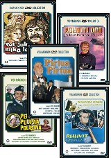 Visa Mäkinen DVD Collection