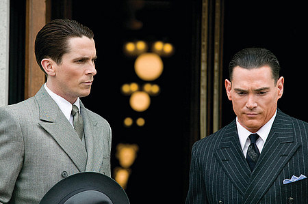 Christian Bale ja Billy Crudup