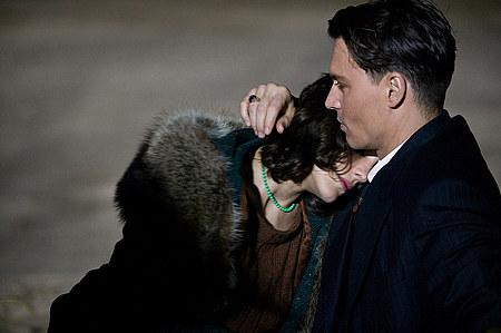 Johnny Depp ja Marion Cotillard