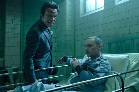 Veljekset: Jigsaw (Dominic West) ja Jim (Doug Hutchison)