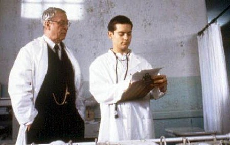 Michael Caine ja Tobey Maguire