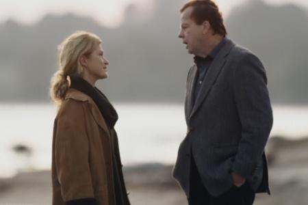 Wallanderin ja Katarinan suhde etenee