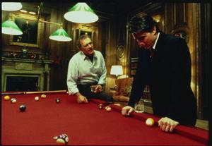 Sydney Pollack ja Tom Cruise