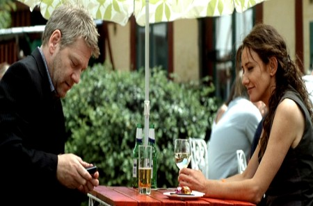 Kenneth Branagh ja Orla Brady