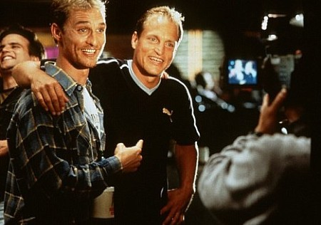 Matthew McConaughey ja Woody Harrelson